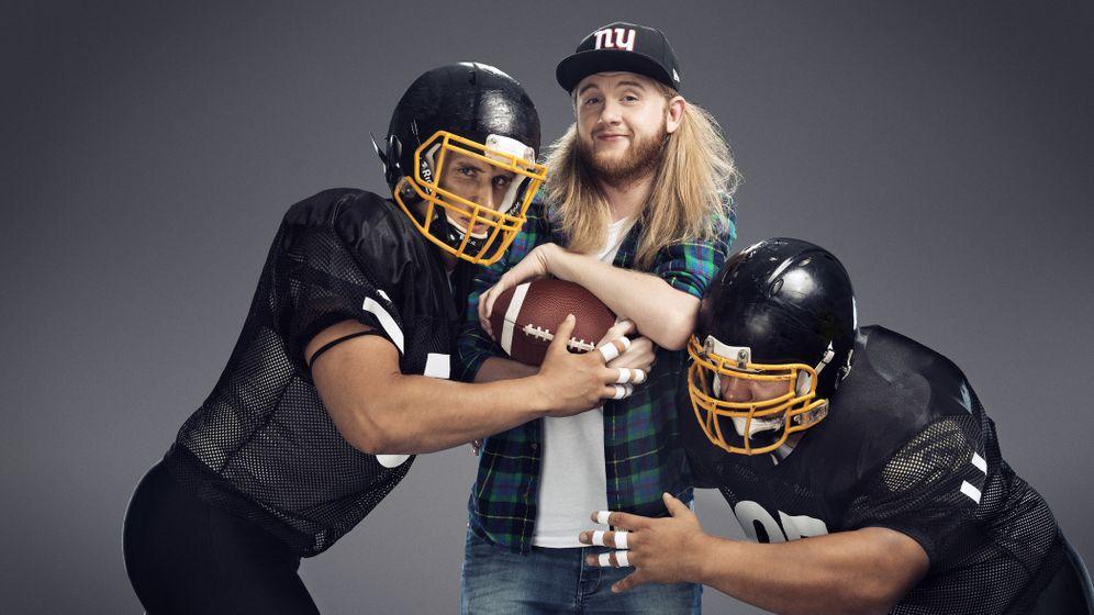 Vermarktung: Vorbild NFL