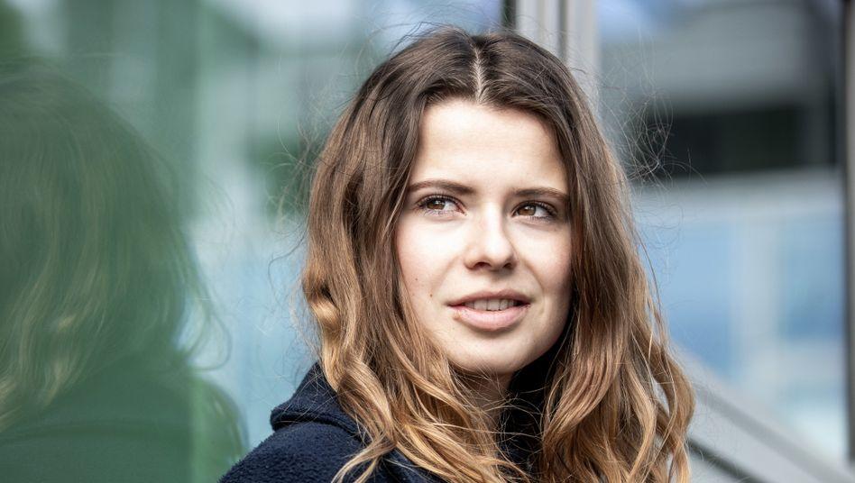 Luisa Neubauer: Die Umweltaktivistin und Mitorganisatorin der Fridays-for-Future-Bewegung trifft sich am Freitag mit Siemens-Chef Joe Kaeser