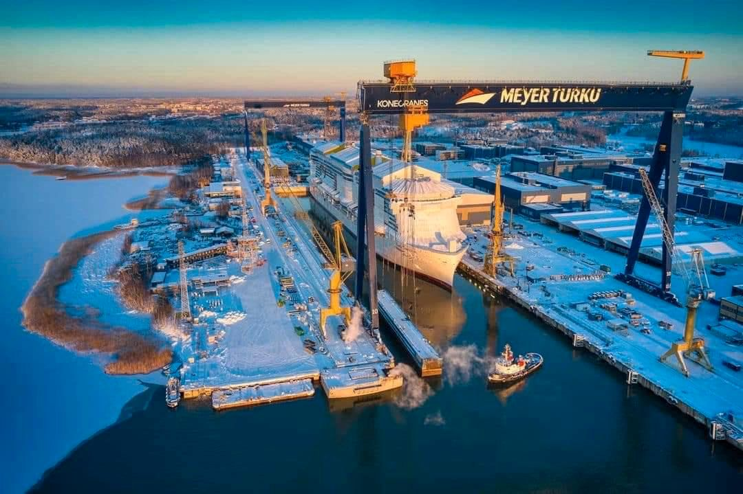 Überblick: Diese neuen Kreuzfahrtschiffe sollen 2022 fahren