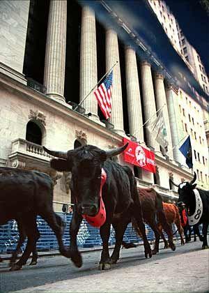 Teurer Patzer: Ein Schreibfehler hat an der New Yorker Börse massive Verkäufe ausgelöst