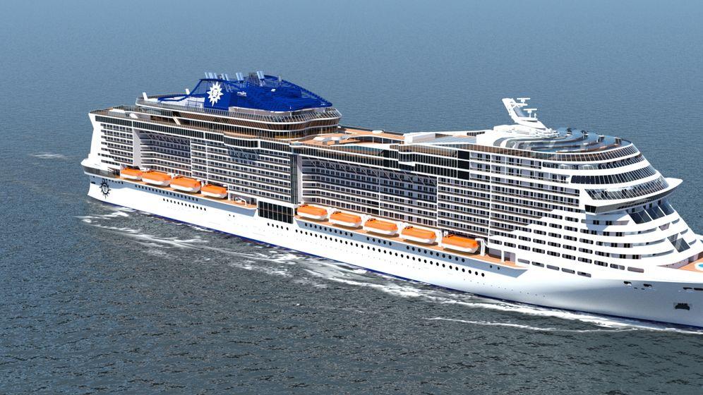 MSC Kreuzfahrten: Die neuen Schiffe