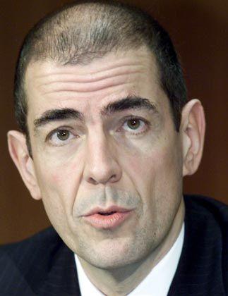 Optimistisch gibt sich Infineon-Chef Ulrich Schumacher