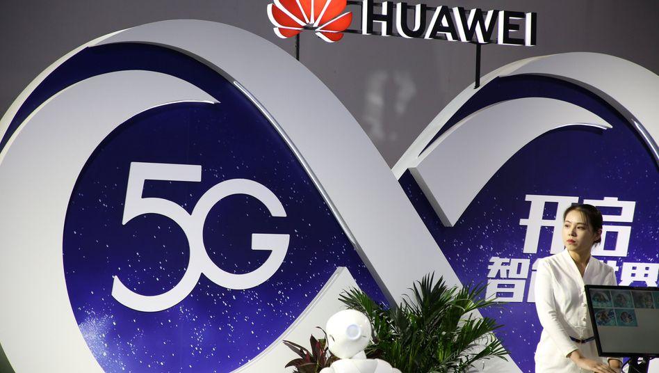 Netzwerkausrüster Huawei: Großbritannien riskiert den Konflikt mit China