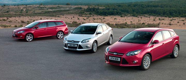 Ford Focus: Bald auch als Elektroauto erhältlich