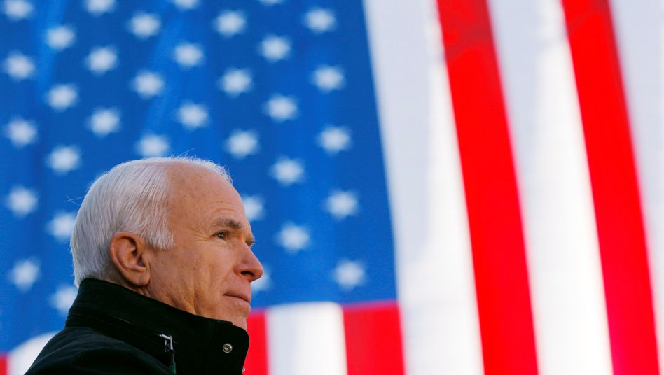 Republikaner und US-Senator John McCain