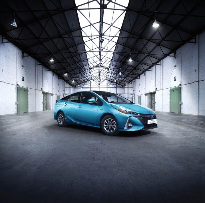 Toyota Prius Plugin-Hybrid: Die Japaner verabschieden sich wohl komplett vom Dieselmotor