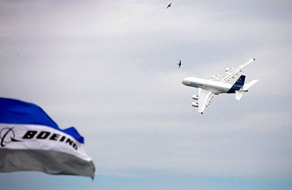 Airbus-Konkurrent Boeing: Wer gewinnt in der Krise?