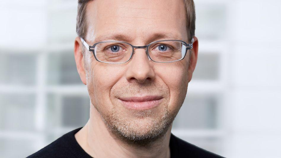 Peter Borchers ist einer der bekanntesten Digitalexperten Deutschlands