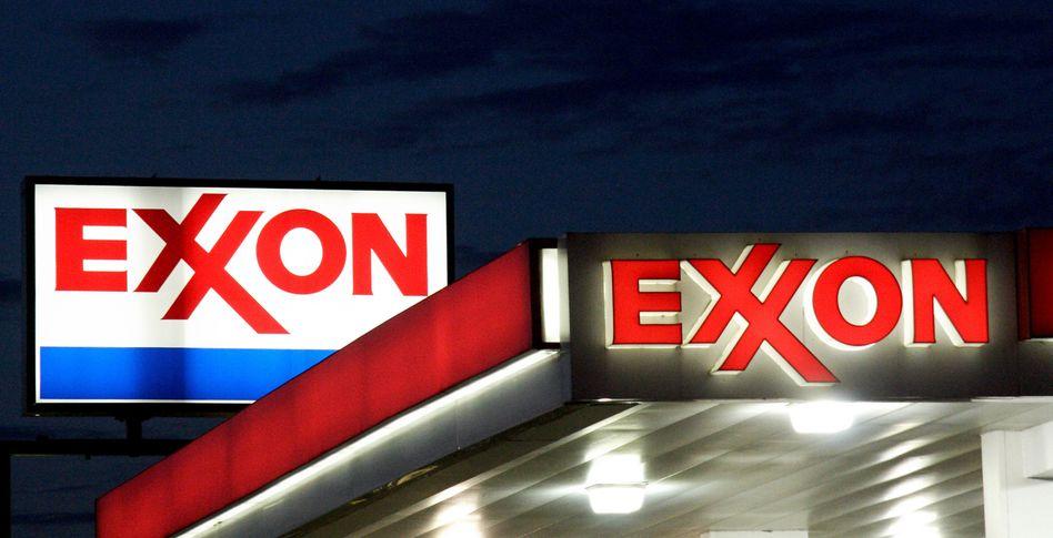 Exxon Mobile: Vom Einmaleffekt profitiert