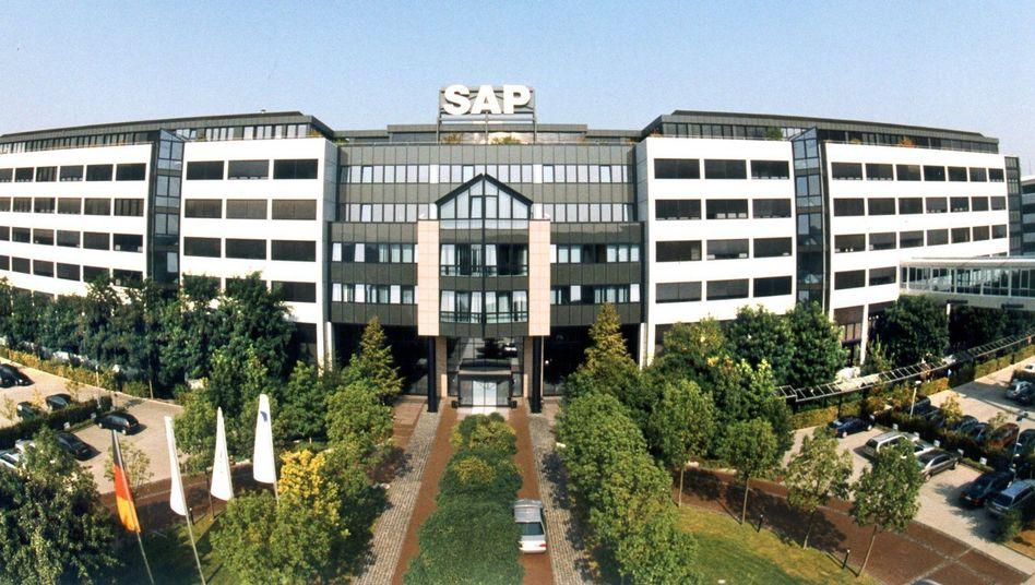SAP-Zentrale: Erleichterung in Walldorf