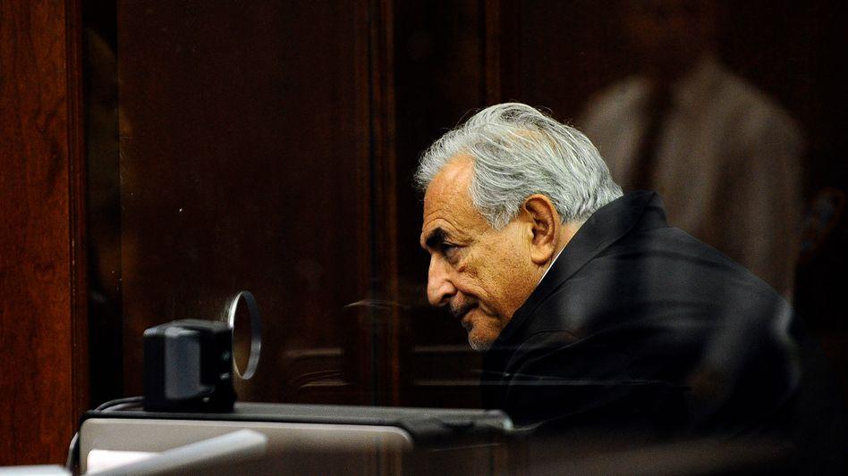 Dominique Strauss-Kahn: Angeklagt in Manhattan/New York