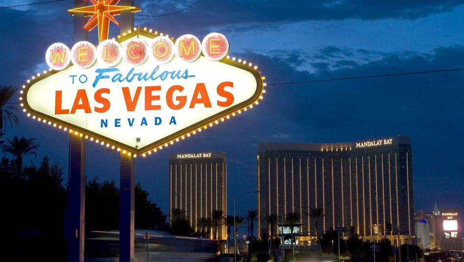 Lockruf der Geheimniskrämer: Was in Vegas passiert, bleibt in Vegas