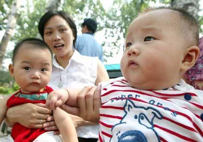 Familien in China: Starkes Wachstum bei den Privatkunden