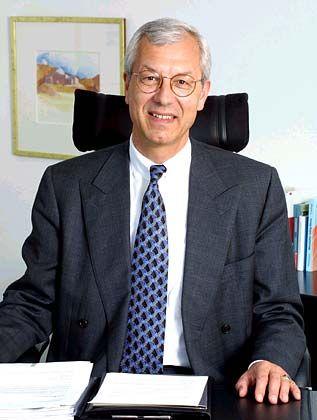 Verläßt offenbar die Hannoversche Lebensversicherung: Eckart von Uckermann