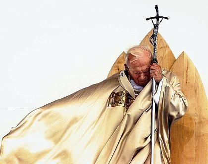 Soll heilig gesprochen werden: Papst Johannes Paul II.