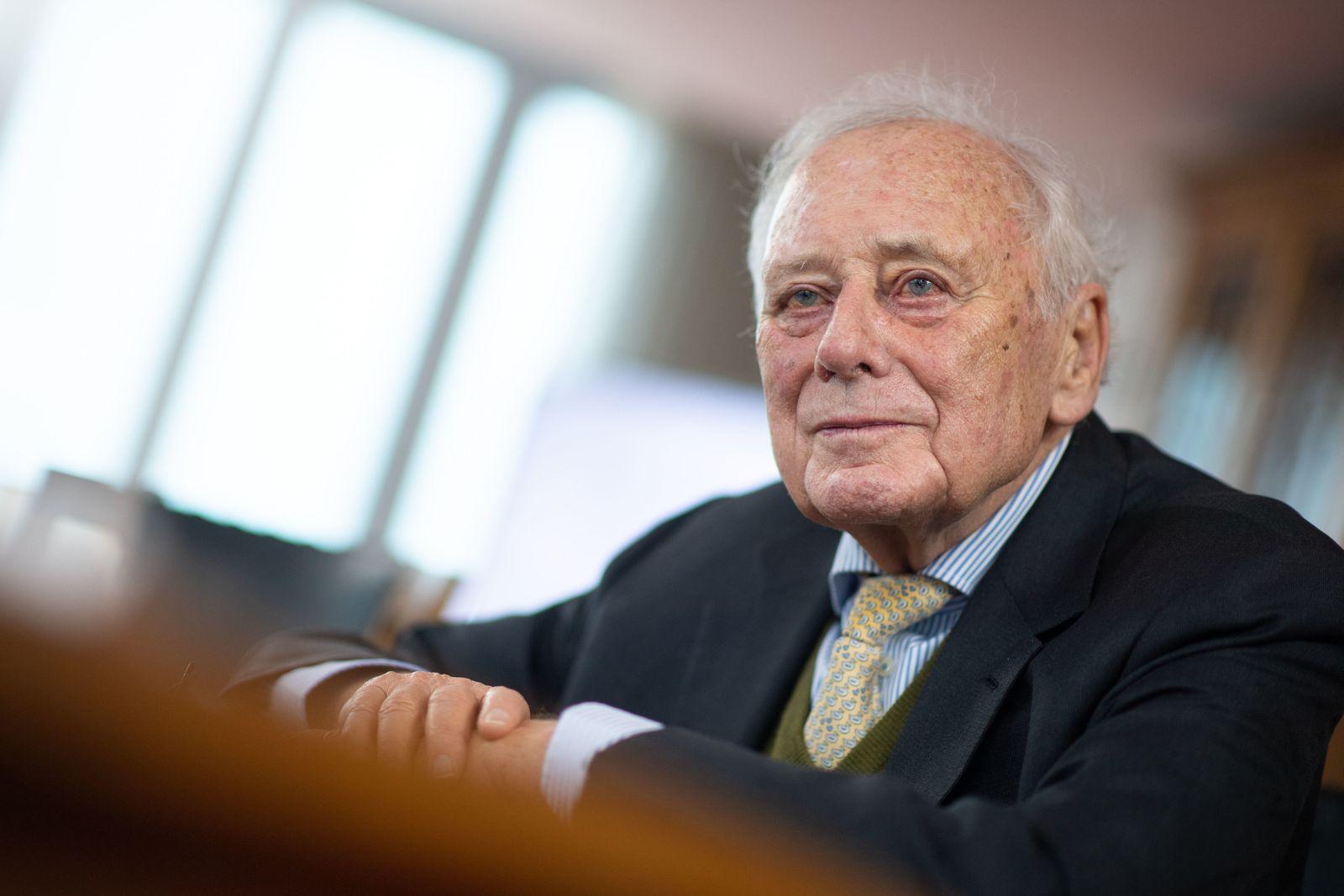 Konzerngründer Reinhold Würth