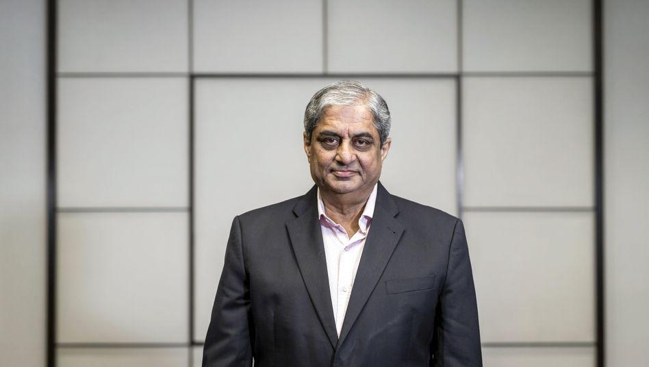 Führt die HDFC Bank seit ihrer Gründung im Jahr 1994: Aditya Puri