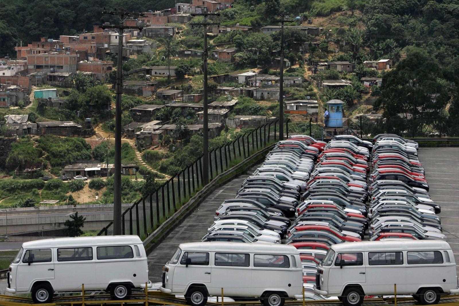 VOLKSWAGEN VW Brasilien