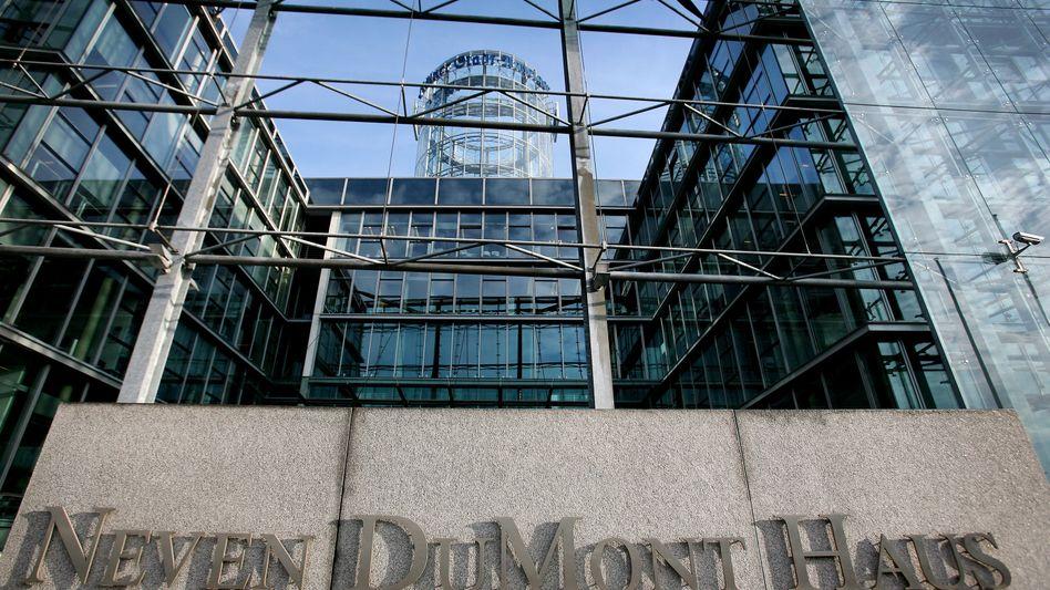 Steht das Medienhaus M. DuMont Schauberg