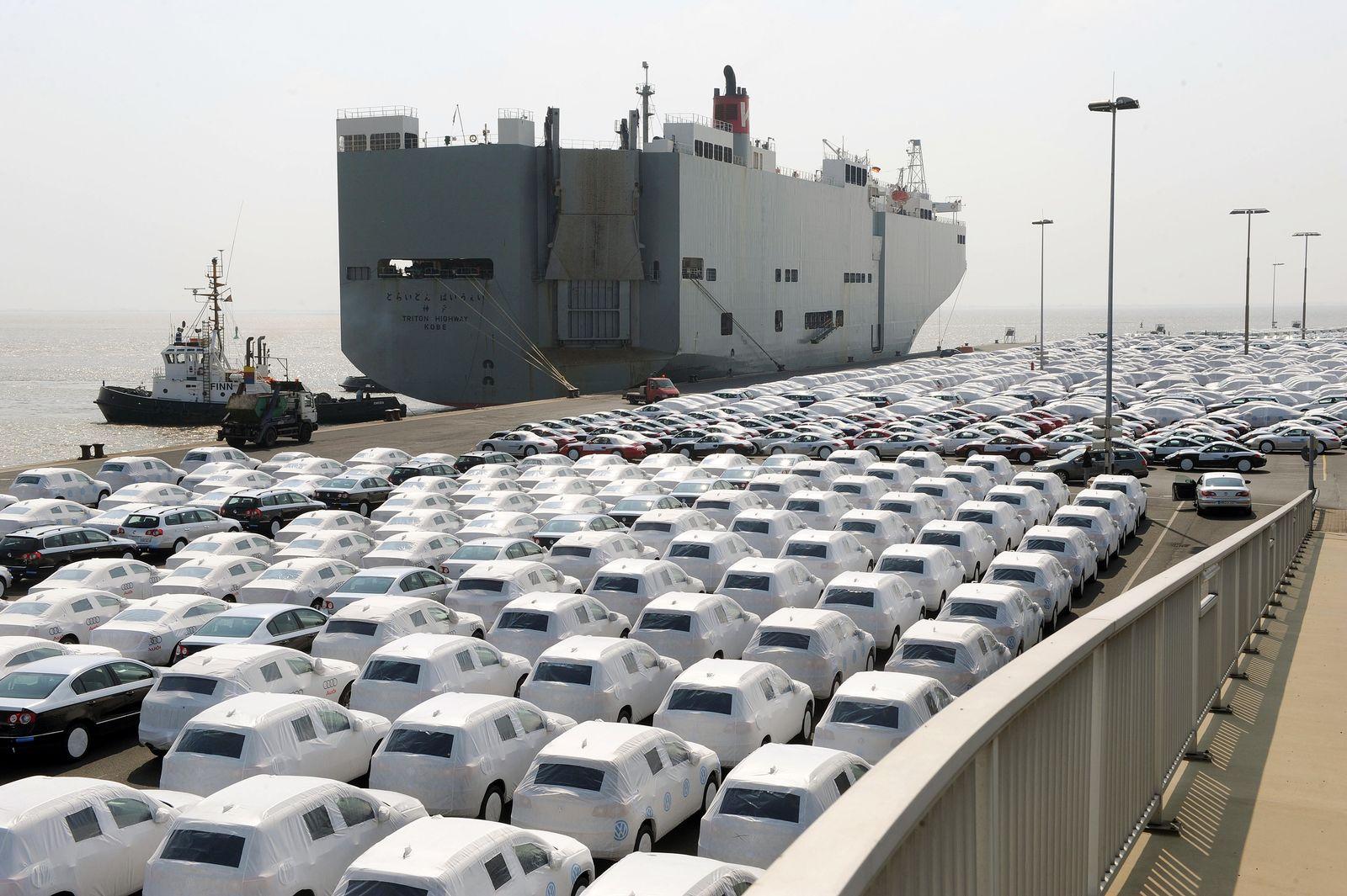 Neuwagen Export/ VW