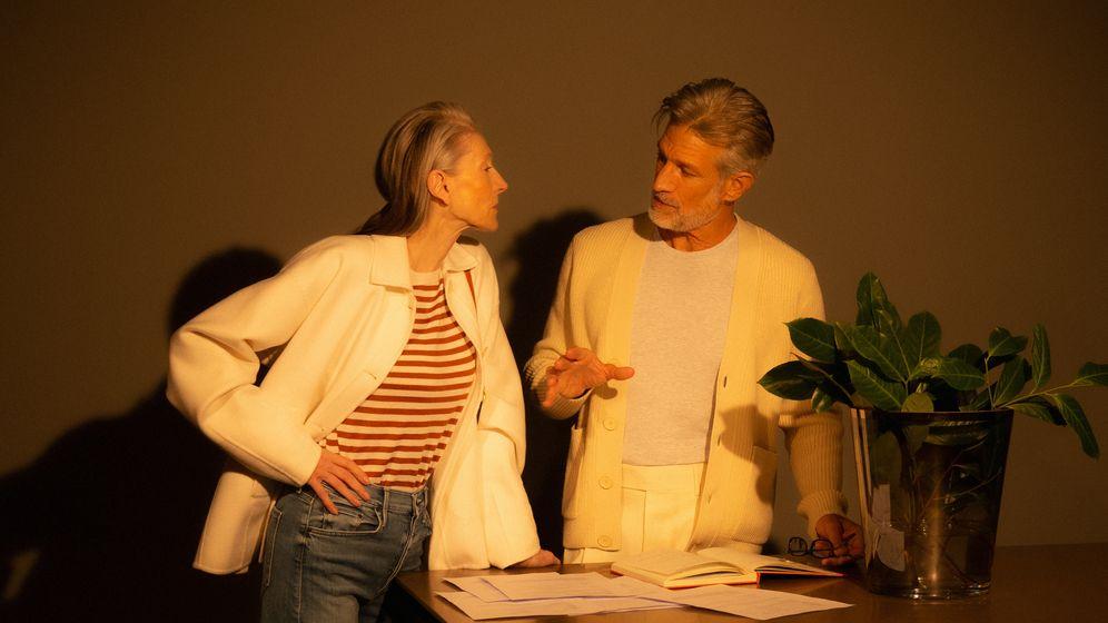 Gefragte Best-Ager: Eveline Hall und Terrence Sheahan