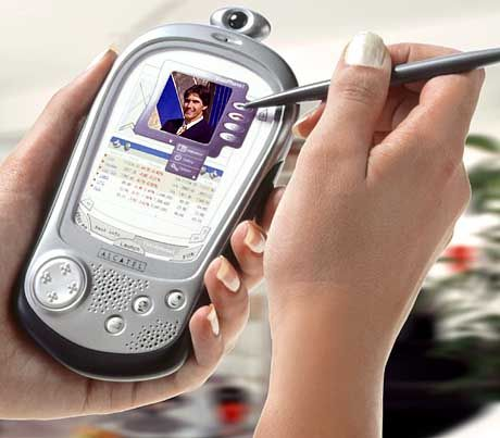 UMTS-Handy: Eine Hand voll Telekom-Ausrüster kämpft um lukrative Großaufträge