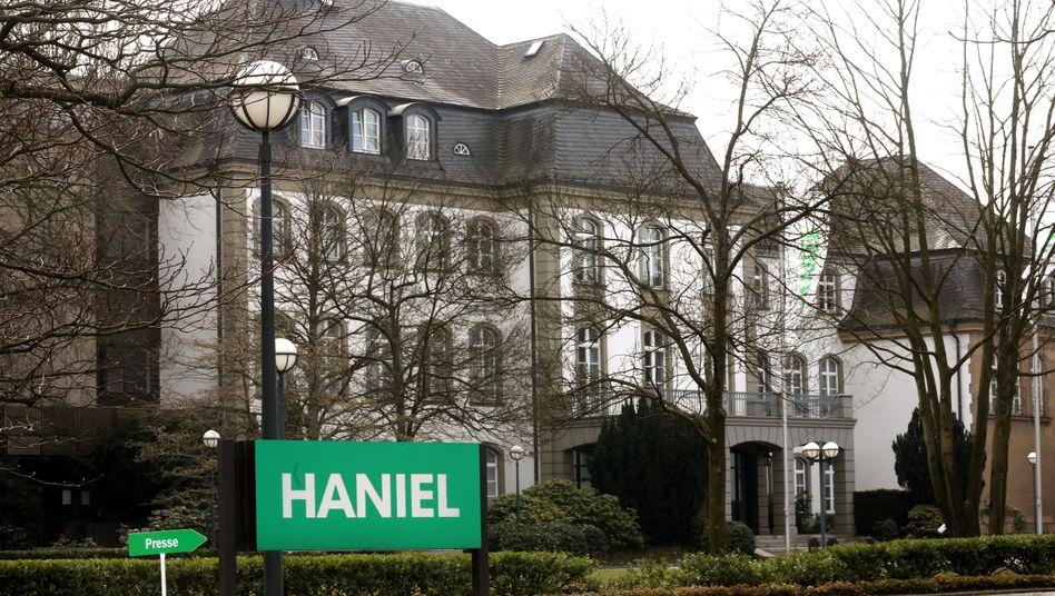 Haniel-Sitz in Duisburg: Das Familienunternehmen übernimmt die Mehrheit am Matratzen-Start-up Emma.