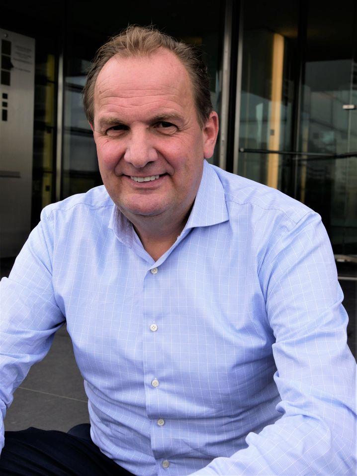 Erfahrener Reisemanager: Markus Orth, Chef der internationalen Reisebürokette Lufthansa City Center.