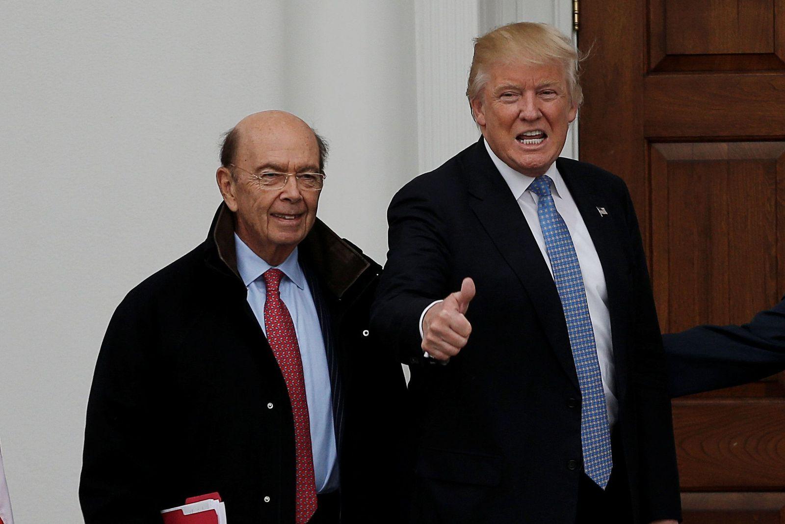 Trump / Wilbur Ross