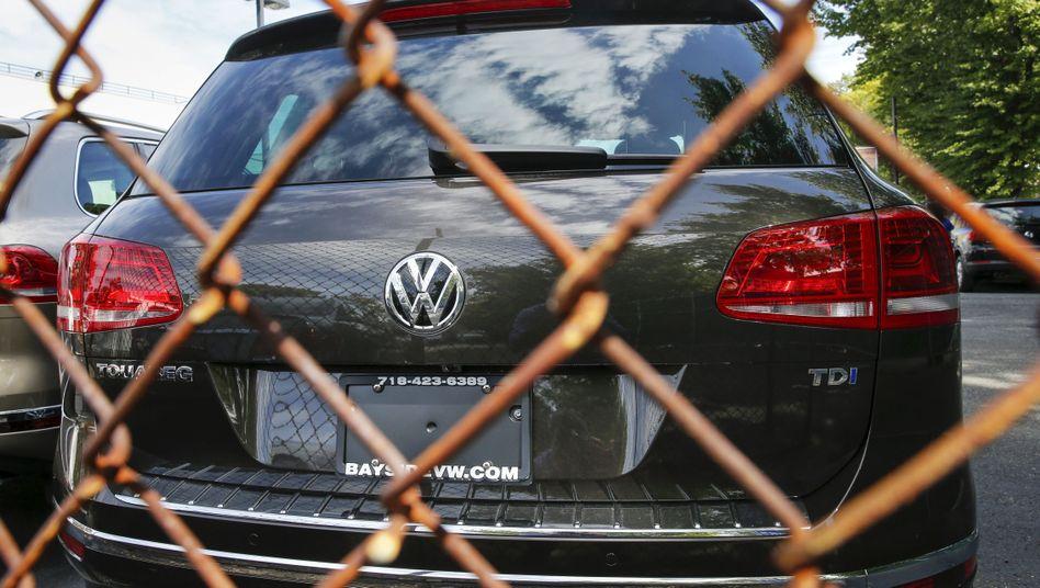Hinter Gittern: Ein Volkswagen-Manager in den USA muss im Zuge des Abgasskandals mit einer langen Haftstrafe rechnen