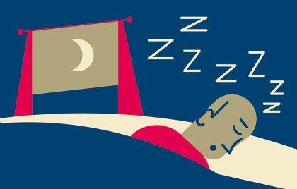 Nachtruhe: Ausreichend Schlaf ist für die Regeneration entscheidend