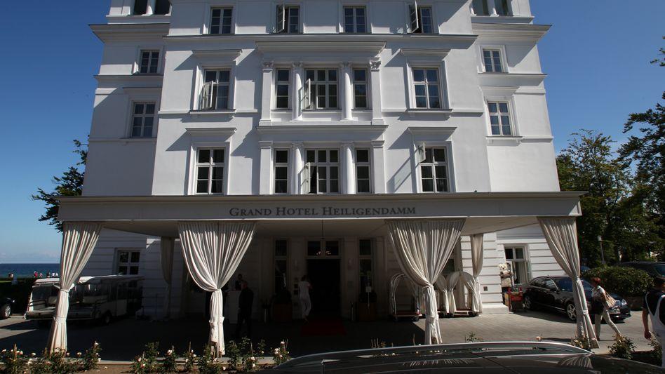 Grand Hotels Heiligendamm: Bekannt durch den G8-Gipfel vor einigen Jahren und die aktuelle Verkaufsschlappe