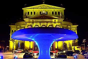 Die Frankfurter Alte Oper liegt in Deutschlands lebenswertester Stadt