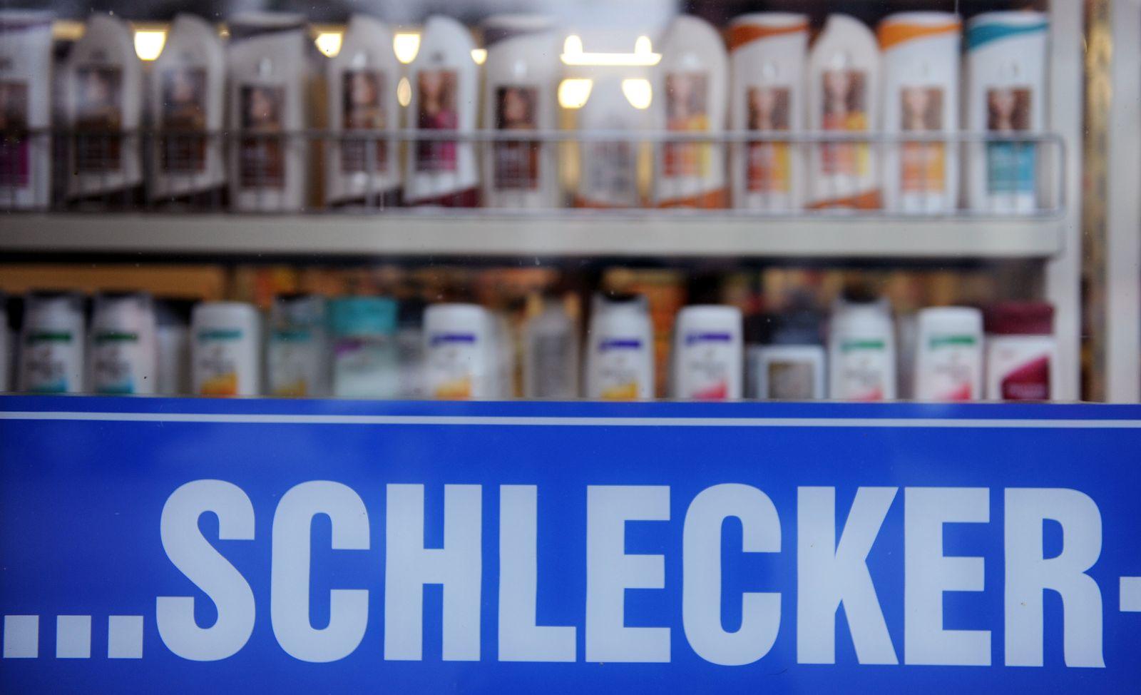 Schlecker / Waren