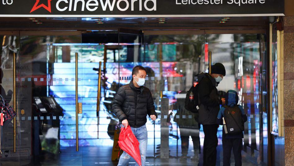 Cineworld-Kino in London