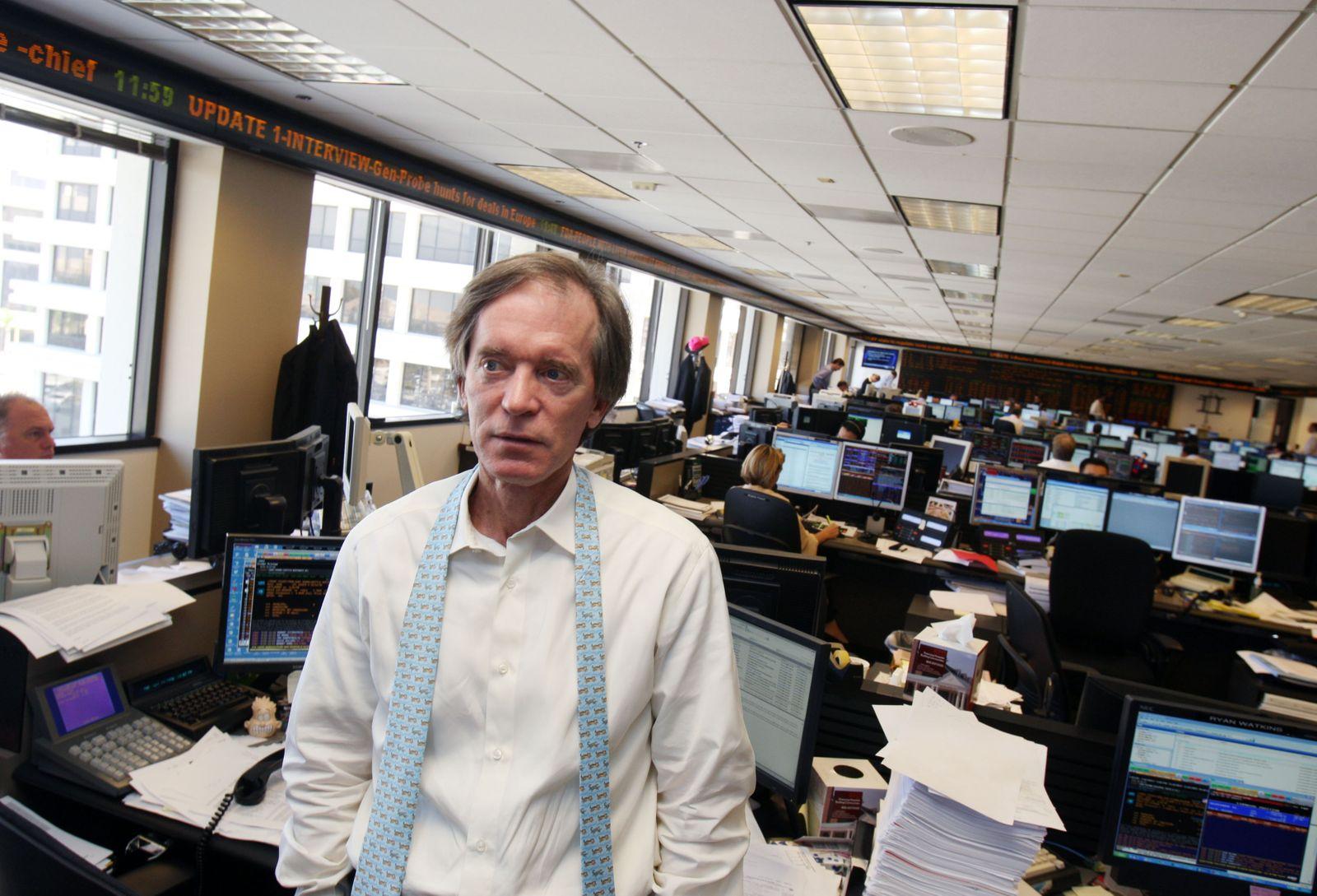 NICHT MEHR VERWENDEN! - Bill Gross