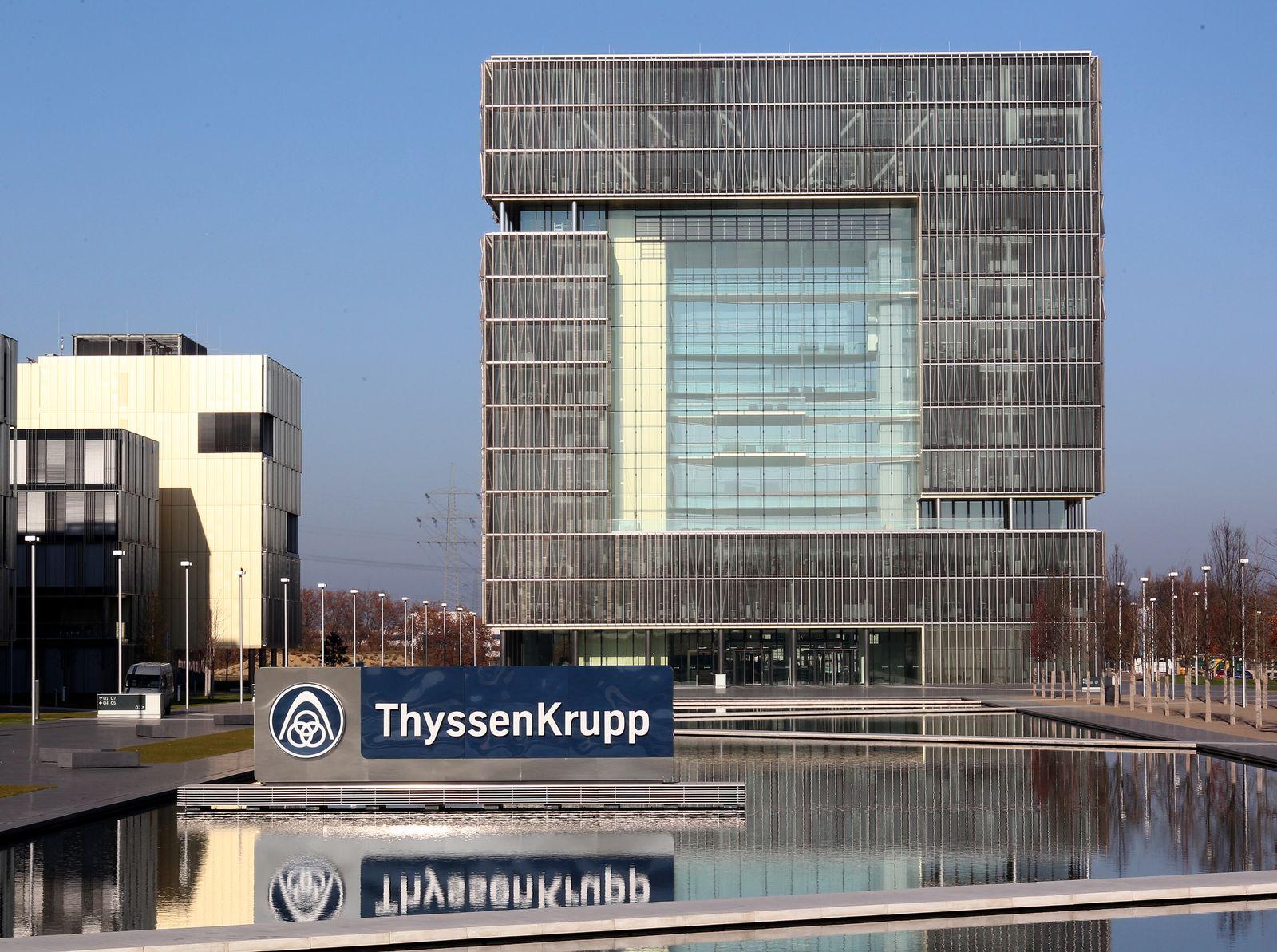 ThyssenKrupp Zentrale