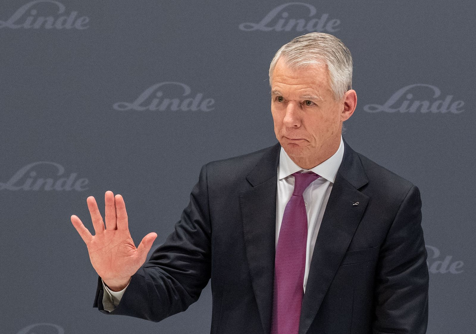 Linde plc - Jahrespressekonferenz