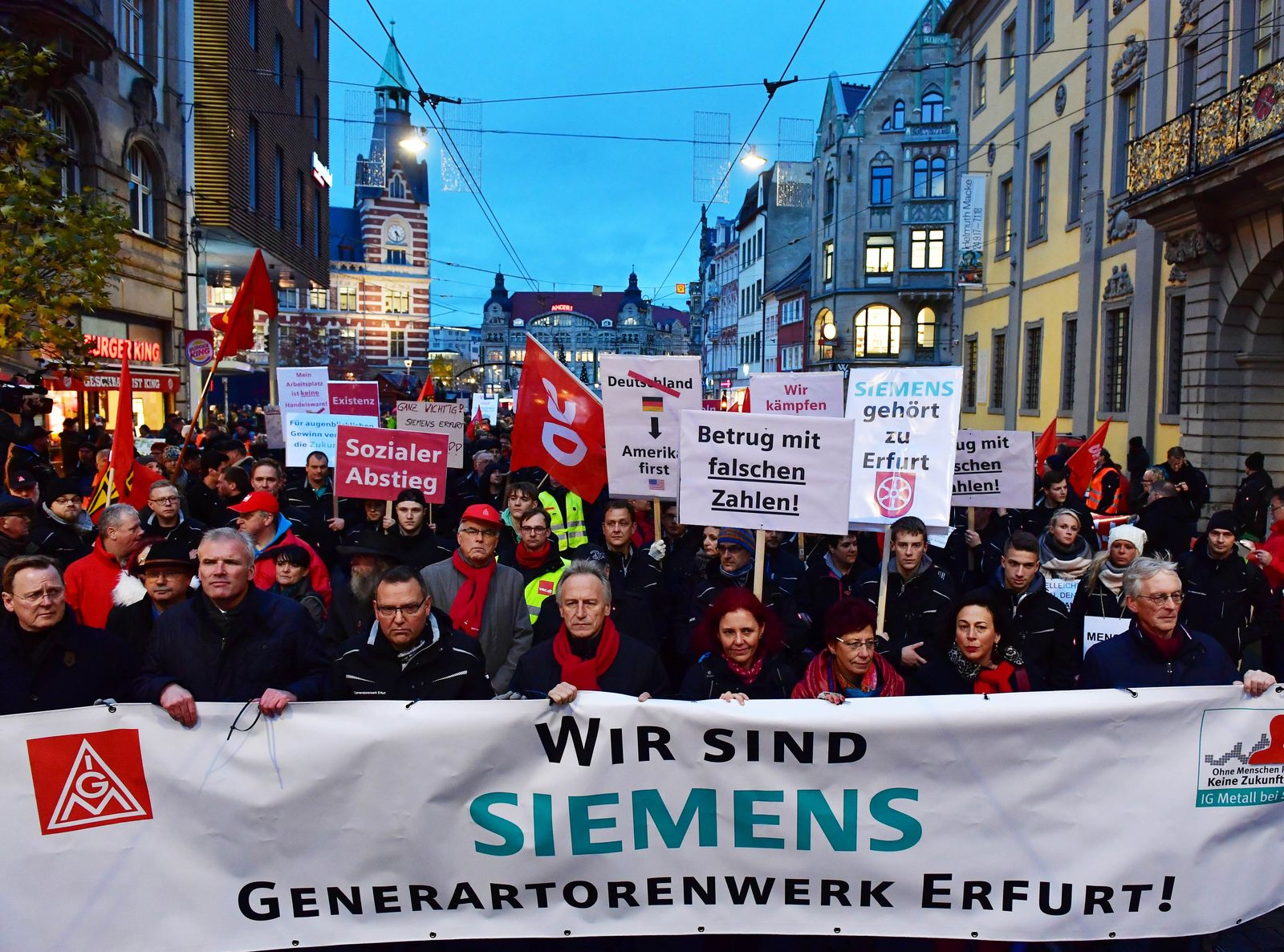 Siemens / Demo
