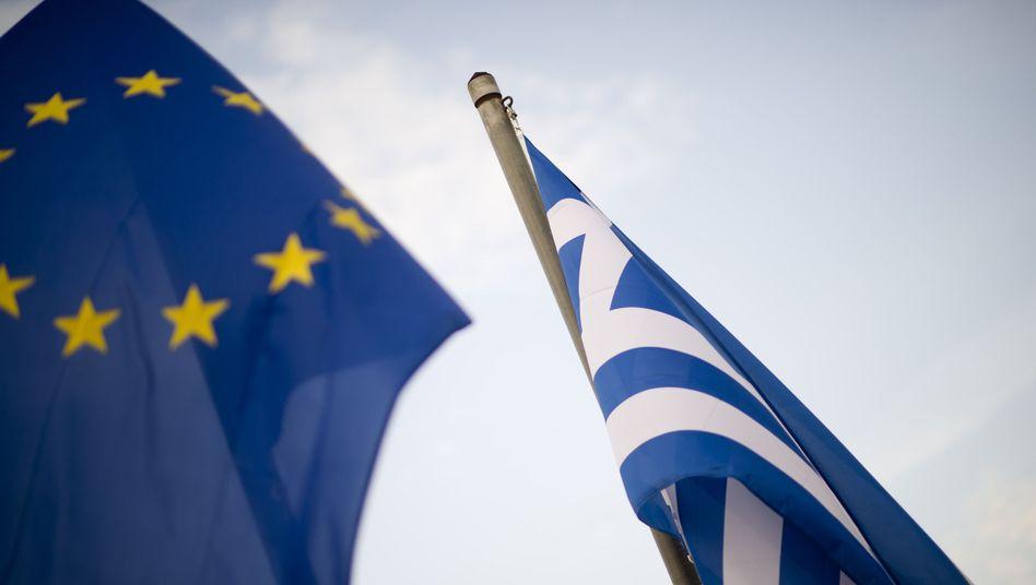 Schicksalswahl: Behalten die Griechen den Euro?