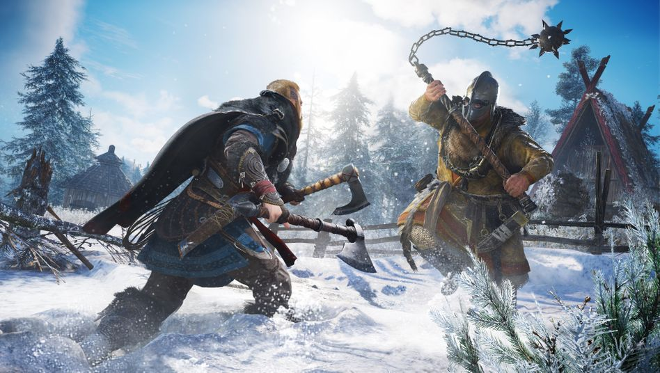 """Playstation 5: Spielzene aus """"Assassin's Creed"""""""