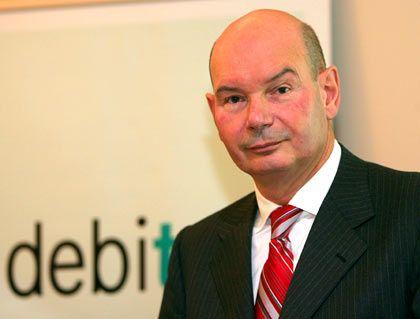 Paul Stodden: Zwei Jahre Vorstandschef von Debitel gewesen