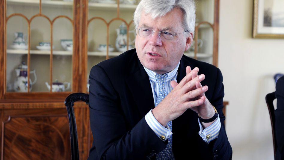 """""""Es muss einen Schuldenschnitt geben"""": Bankhaus-Lampe-Chef Schüller hat eine klare Meinung zur Euro-Schuldenkrise"""