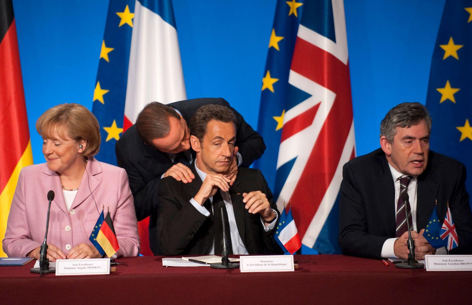 Duo Merkel / Sarkozy