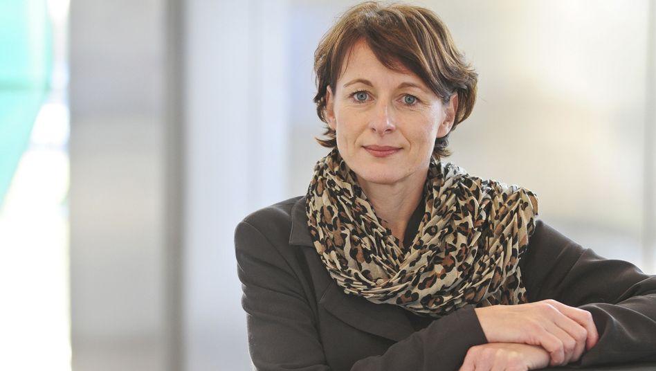 """IBM-Deutschland-Chefin Martina Koederitz: """"Soziale Netzwerke bieten einen völlig neuen Zugang zum Kunden"""""""