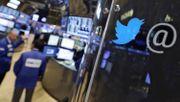 Twitter-Aktie nach Geschäftszahlen auf Berg- und Talfahrt