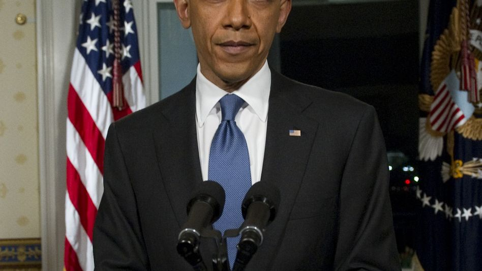 US-Präsident Barack Obama: Der Demokrat hat sich in letzter Minute mit den Republikanern auf den Haushalt 2011 geeinigt