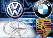 In der Kritik:Deutsche Autohersteller
