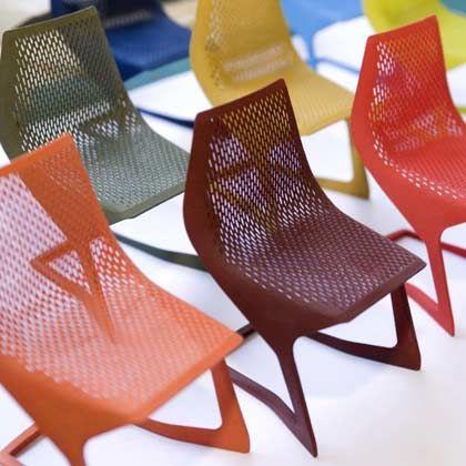 Plastik goes Öko: Nachhaltiges Design muss nicht dröge sein