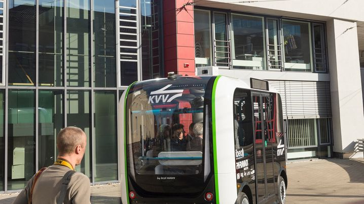 Testgebiete für selbstfahrende Autos: An diesen Orten können Ihnen Roboterautos entgegenkommen